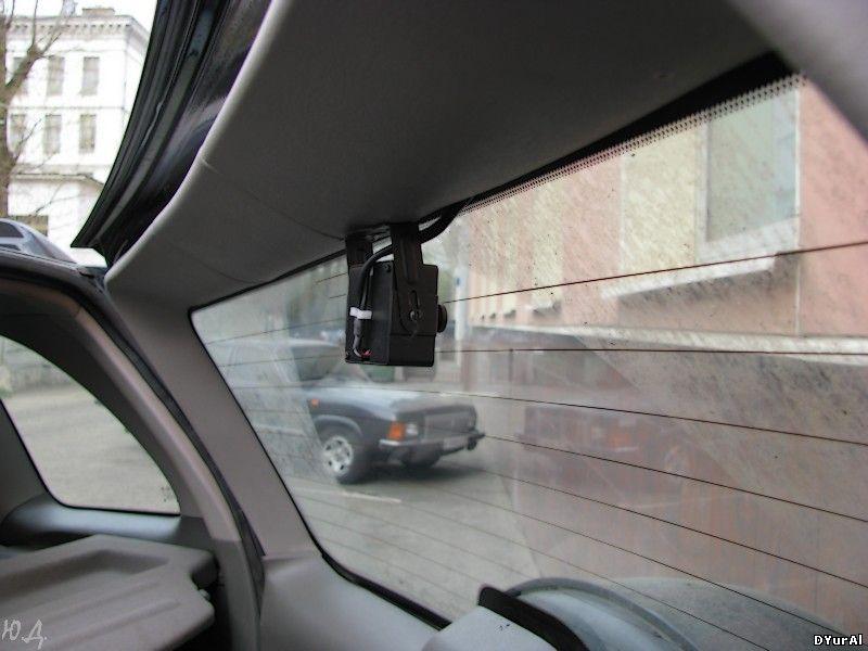 Камера на двери